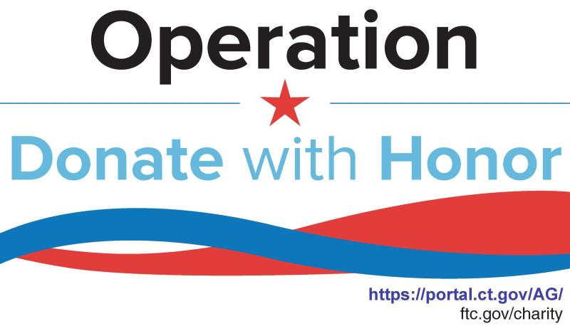 Operation Donate iwth Honor banner