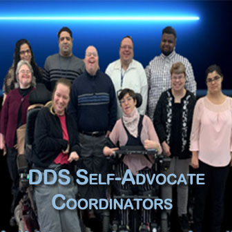 DDS Self-Advocate Coordinators