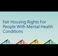 Fair Housing Rights for People with Mental Health Conditions