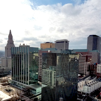 Hartford Skyline
