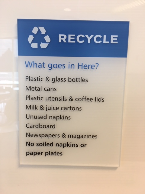Recycle Sign 1