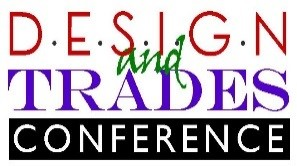 Design and Trades Conference Logo
