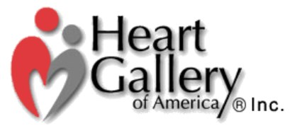 Heart Gallery of America Logo