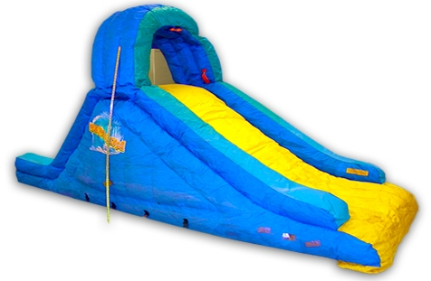 Banzai Inflatable Pool Slides Sold by Walmart and Toys R Us