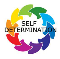 Self Determination Logo