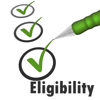 Green Pen selecting check circles for Eligibility