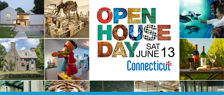 Connecticut Open House Day - June 13th 2020