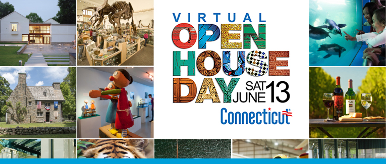 Virtual Connecticut Open House Day - June 13, 2020