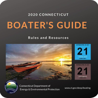 image of the boaters guide cover
