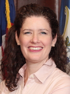 Commissioner Katie Dykes