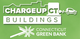 ChargeUP CT Buildings Logo