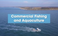 Link to Commercial Fishing and Aquaculture video
