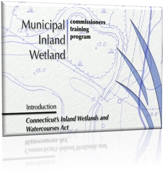 Municipal Inland Wetlands Agency Training Video Series 1