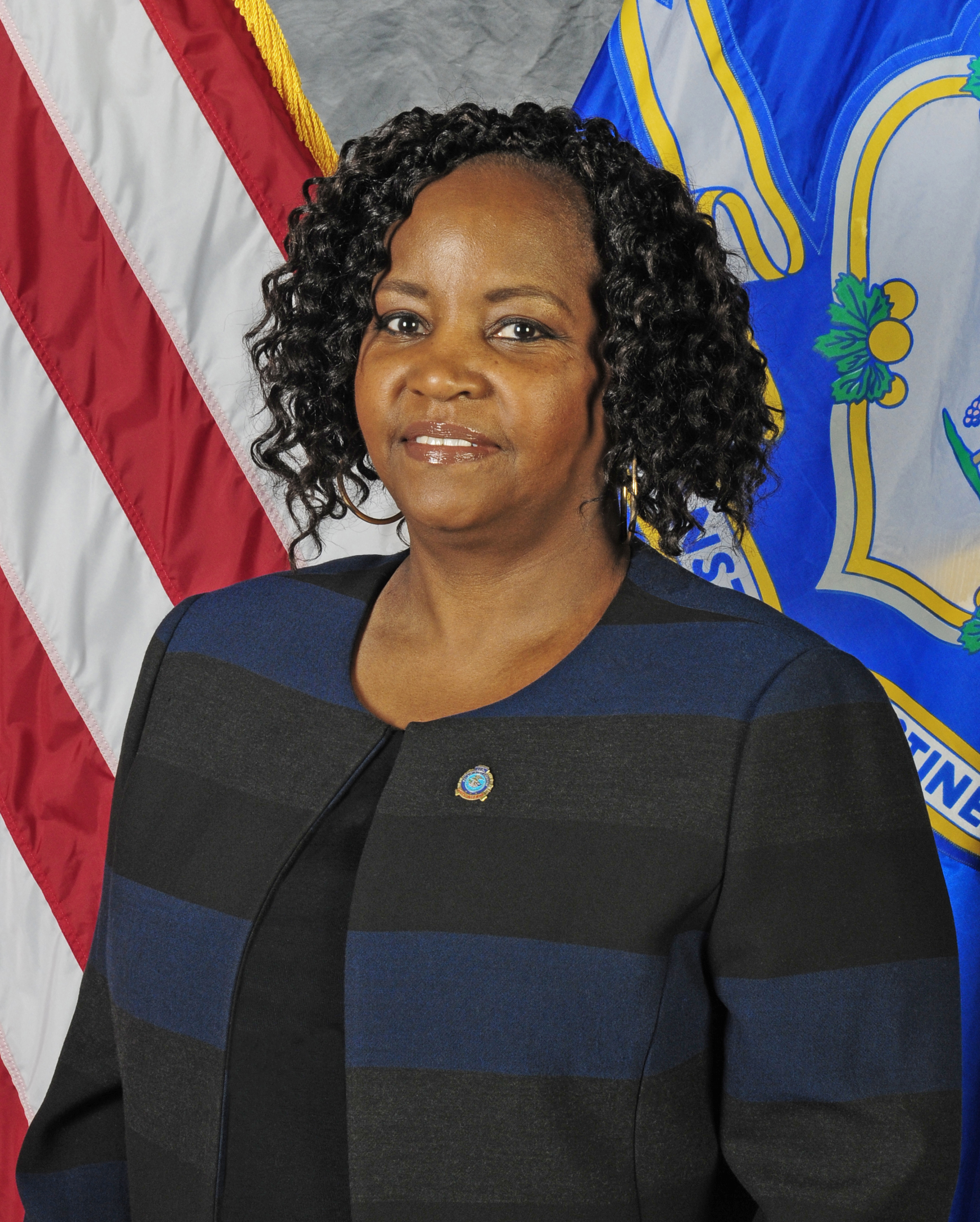 Deputy Commissioner Regina Rush Kittle