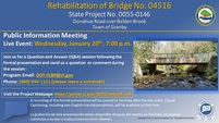 REHABILITATION OF BRIDGE NO. 04516, STATE PROJECT #0055-0146