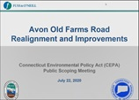 AVON OLD FARMS ROAD REALIGNMENT & IMPROVEMENTS