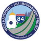 I-84 Improvement West Hartford Project Logo