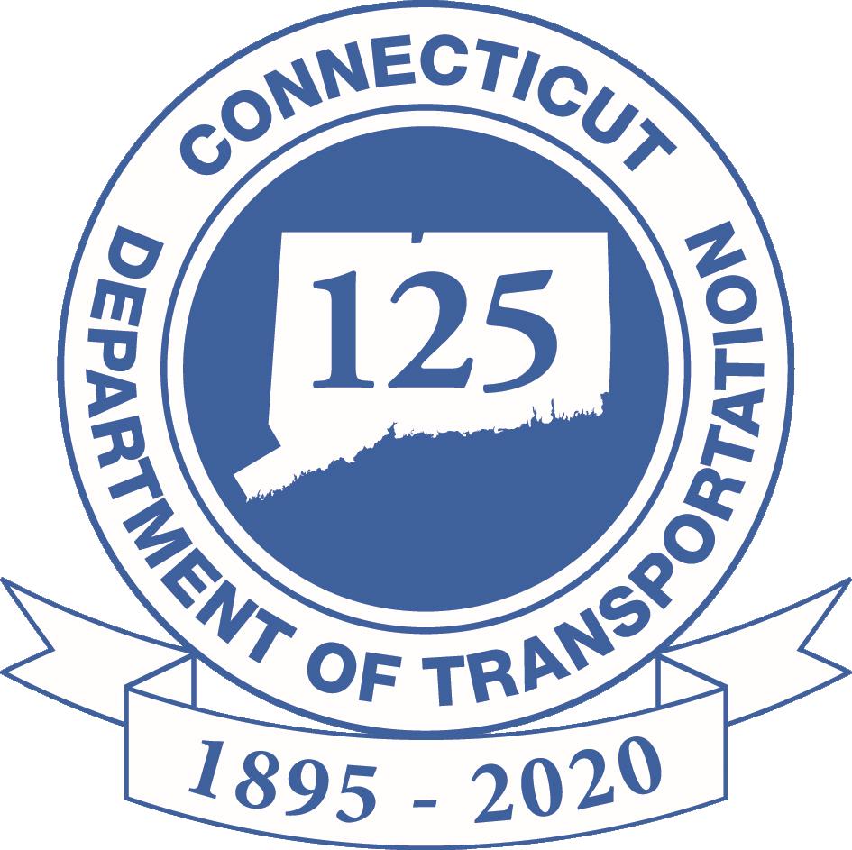 CTDOT 125th Anniversary Logo