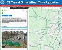 CT Travel Smart Map