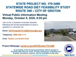 ROUTE 349 ROAD DIET FEASIBILITY STUDY STATE PROJECT #0170-3480