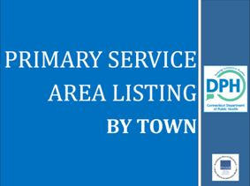 PSA Listing by Town