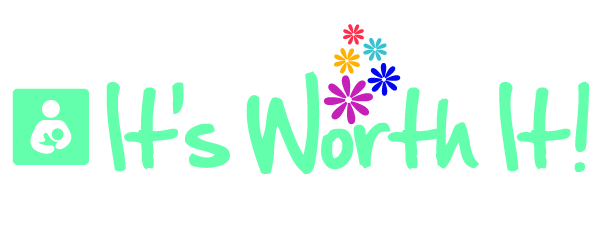 It's Worth It! Logo