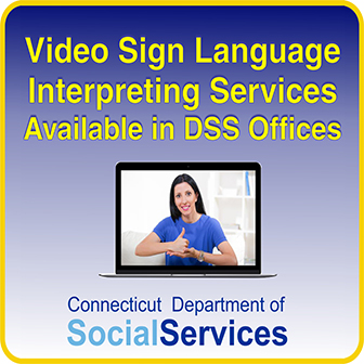Video Sign Language Logo