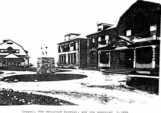 Picture of First Veterans Home
