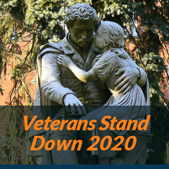 Veterans stand down 2020 image