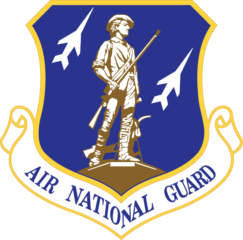 Logo of the Air National Guard