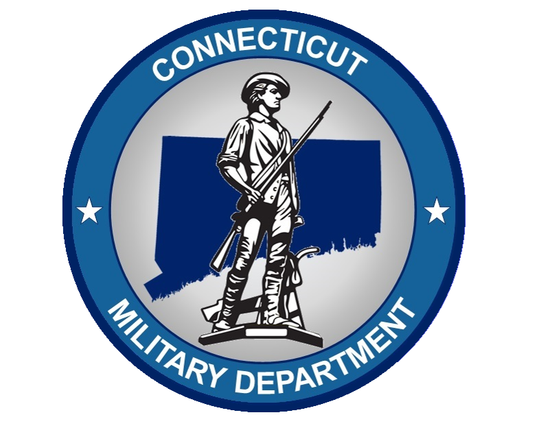 Logo of the Connecticut Military Department