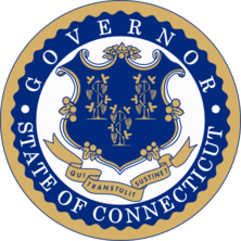 Seal of the Governor of the State of Connecticut