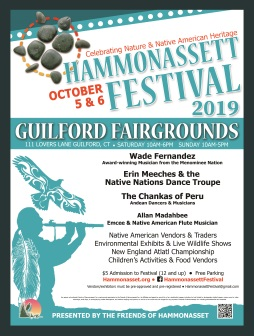 Hammonassett Festival - October 5 and 6, 2019