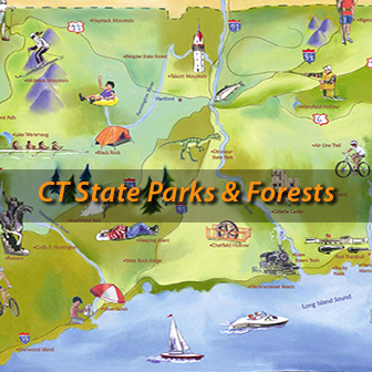 CT State Parks and Forests