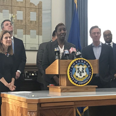 Governor Lamont Announces Andrea Barton Reeves Named CEO of the Connecticut Paid Family and Medical Leave Insurance Authority