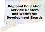 Regional Education Service Centers and Workforce Development Boards
