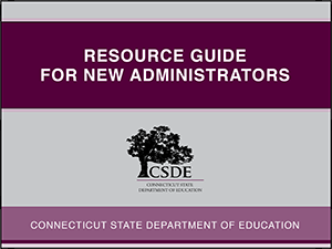 Resource Guide for New Administrators