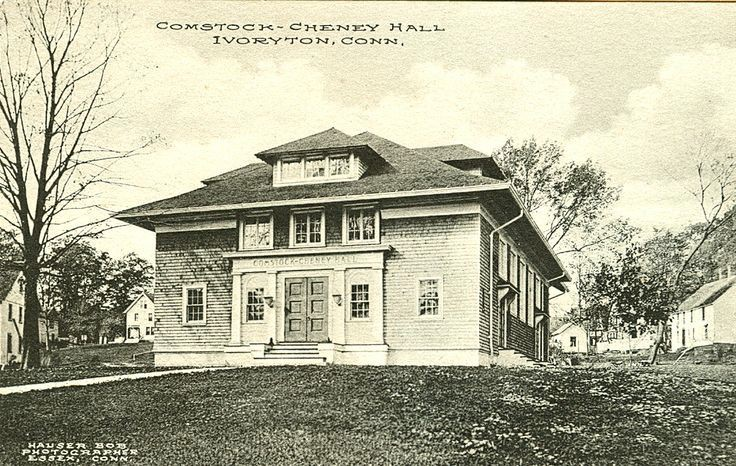 Comstock Cheney Hall