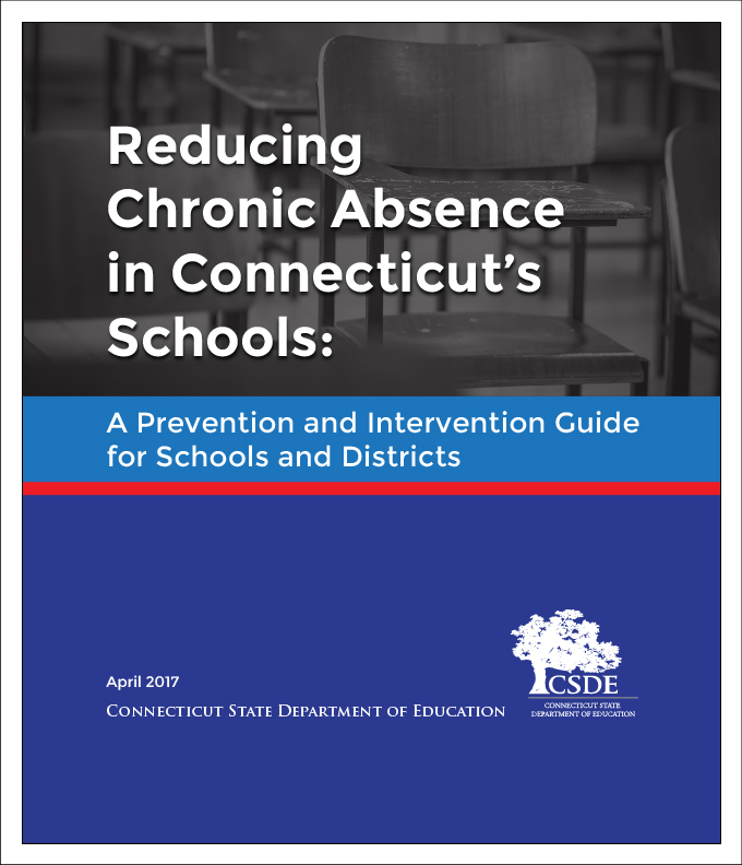 Reducing Chronic Absence in Connecticut's Schools book cover