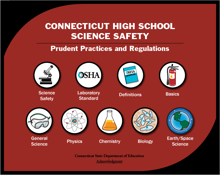 Connecticut High School Science Safety