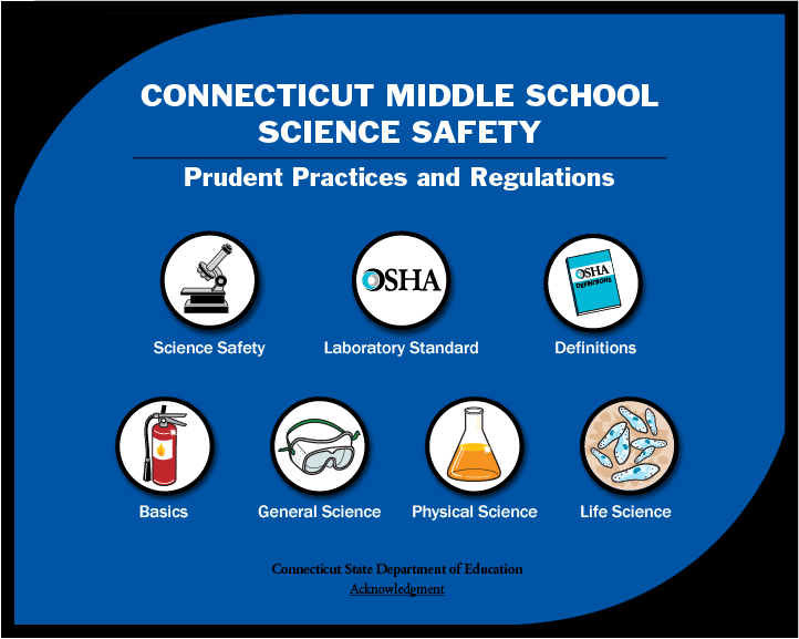 Connecticut Middle School Science Safety