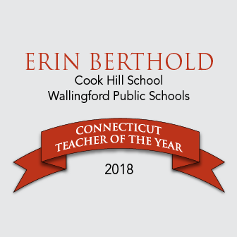 2018 Connecticut Teacher of the Year Erin Berthold