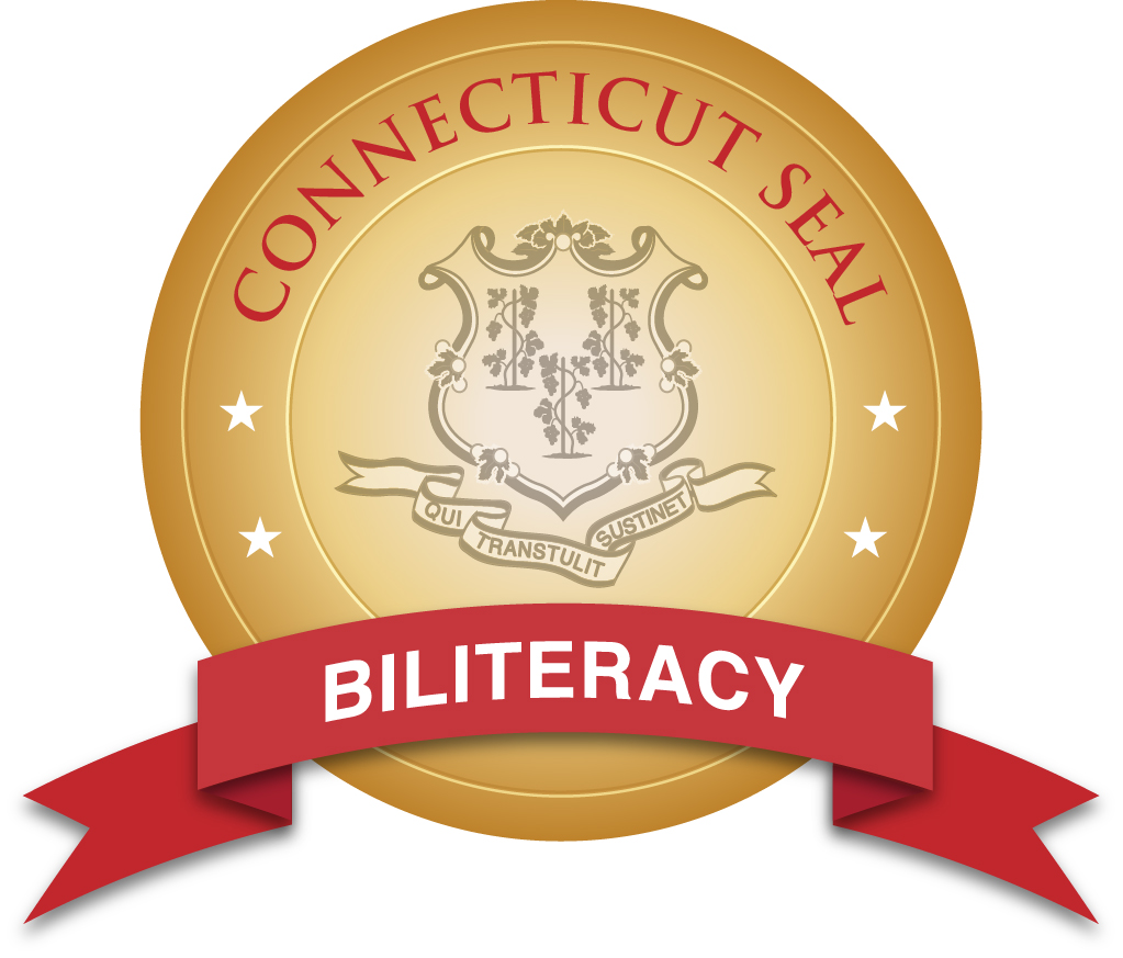 Image result for seal of biliteracy CT