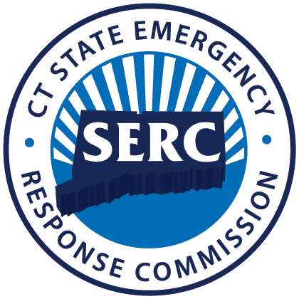 Connecticut State Emergency Response Commission logo