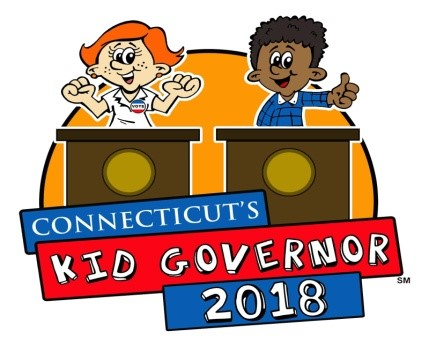 Connecticut's Kid Governor logo