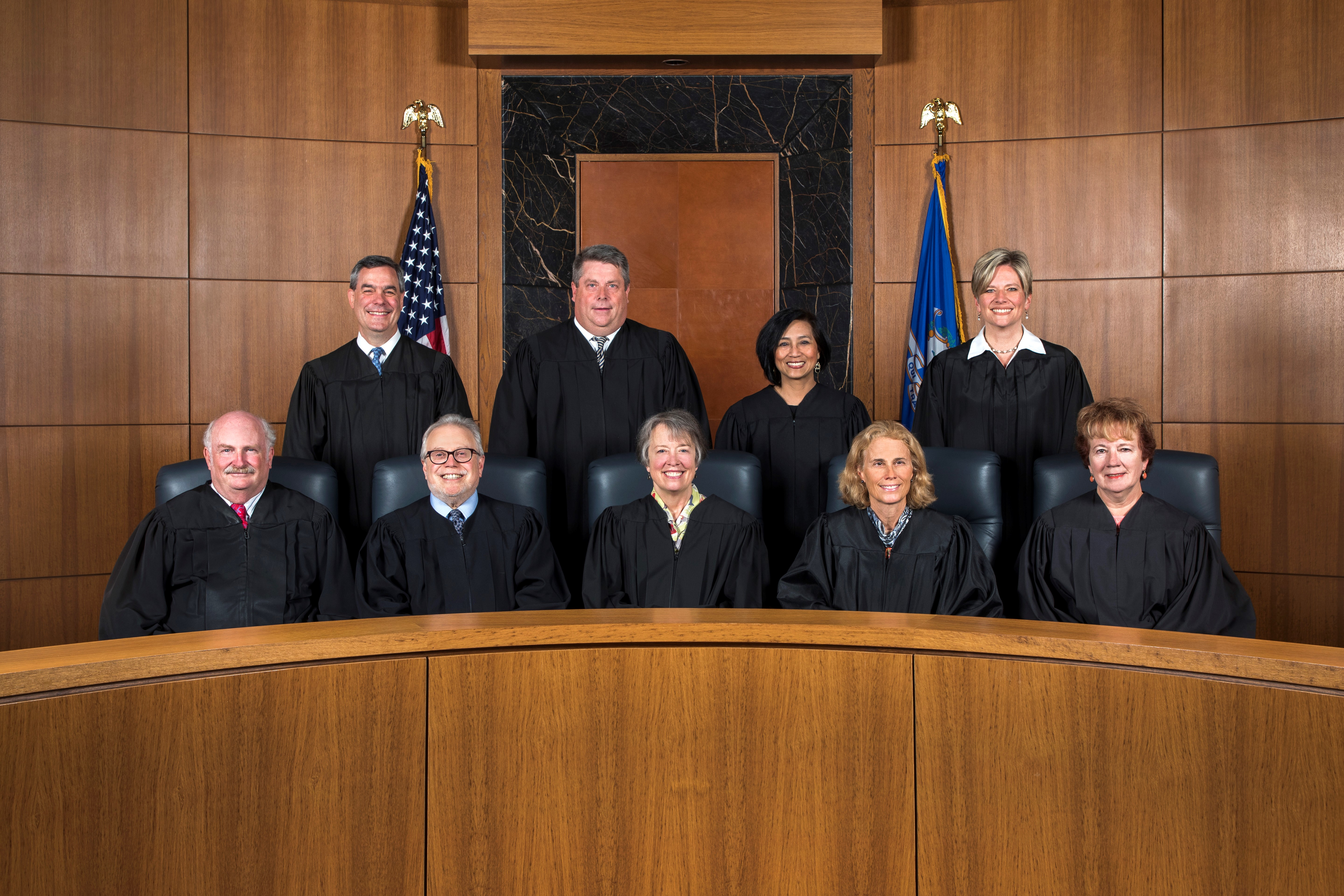 Biographies - Connecticut Supreme and Appellate Courts