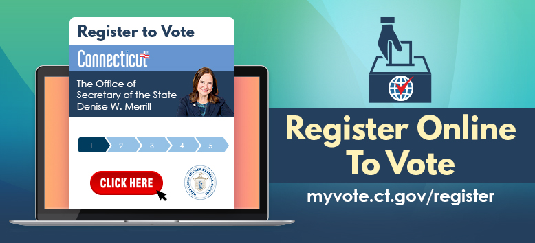 Register Online to Vote