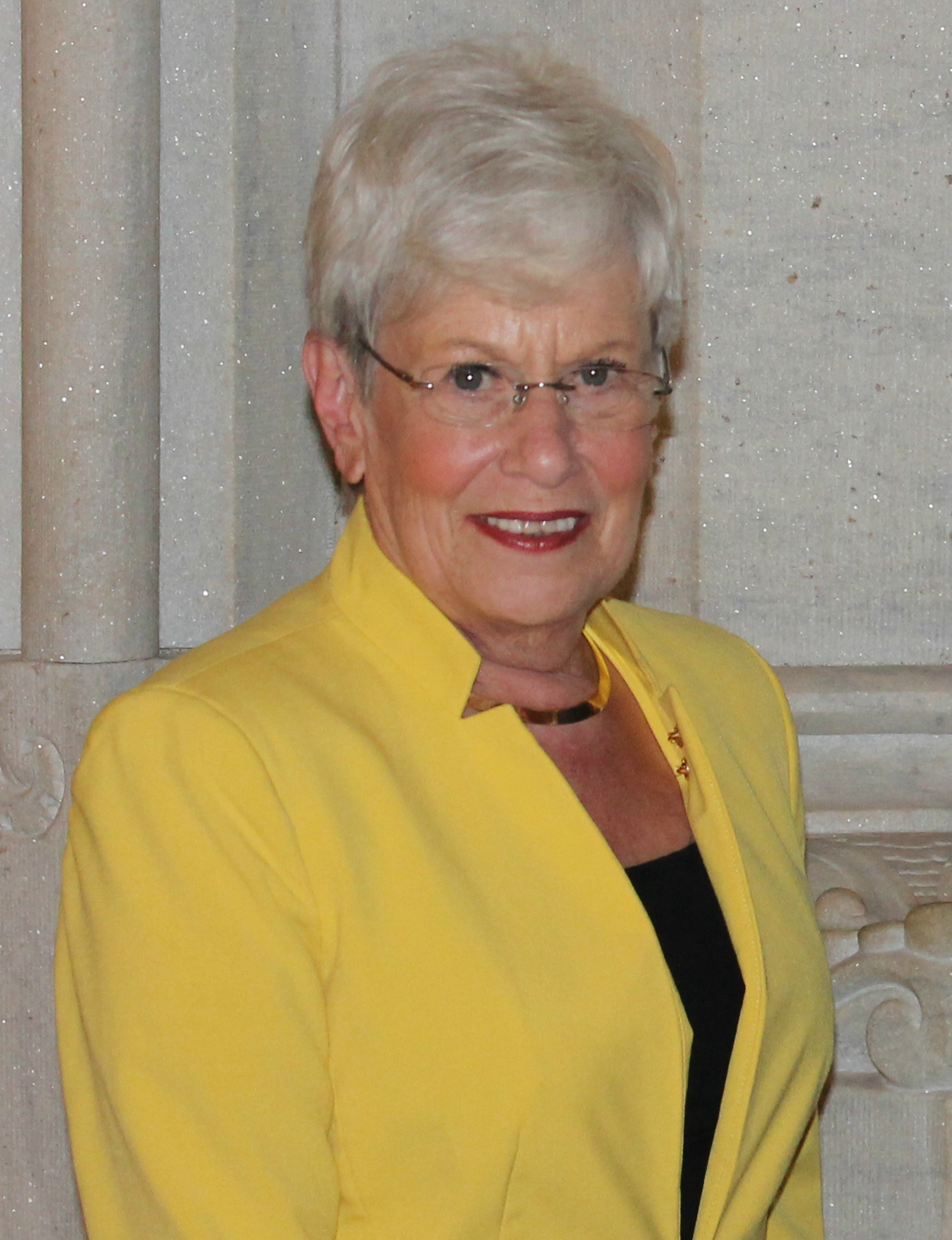 Lt. Governor Nancy Wyman Headshot