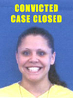 Lisette Carrucini , a.k.a. Torres - Convicted - Case Closed