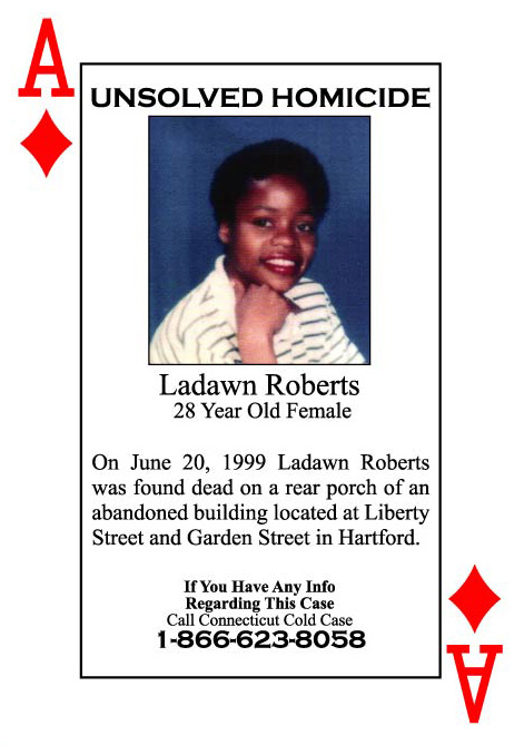 A $30,000 reward is offered in the homicide of LaDawn Roberts.